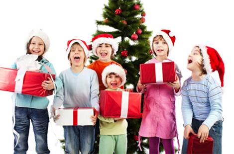 Children's Christmas Parties